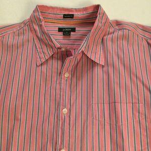 J. CREW Tailored Men's Dress Shirt